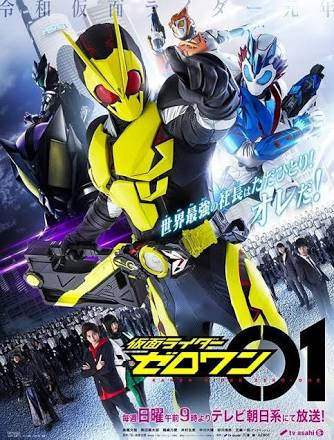 Kamen Rider Zero-One Episode 37 Subtitle Indonesia