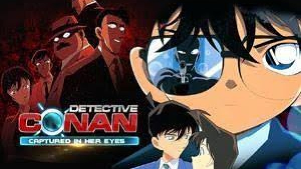 Detective Conan Movie 04: Captured in Her Eyes (2000) Subtitle Indonesia