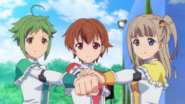 Action Heroine Cheer Fruits Episode 01-12 [BATCH] Subtitle Indonesia