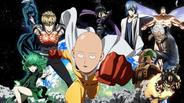 One Punch Man BD Episode 01-12 [BATCH] Subtitle Indonesia
