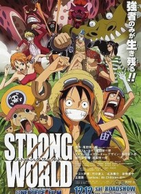 One Piece Movie 10: Strong World