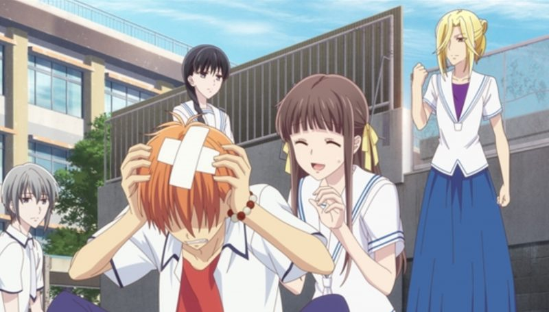 Fruits Basket S2 Episode 18 Subtitle Indonesia