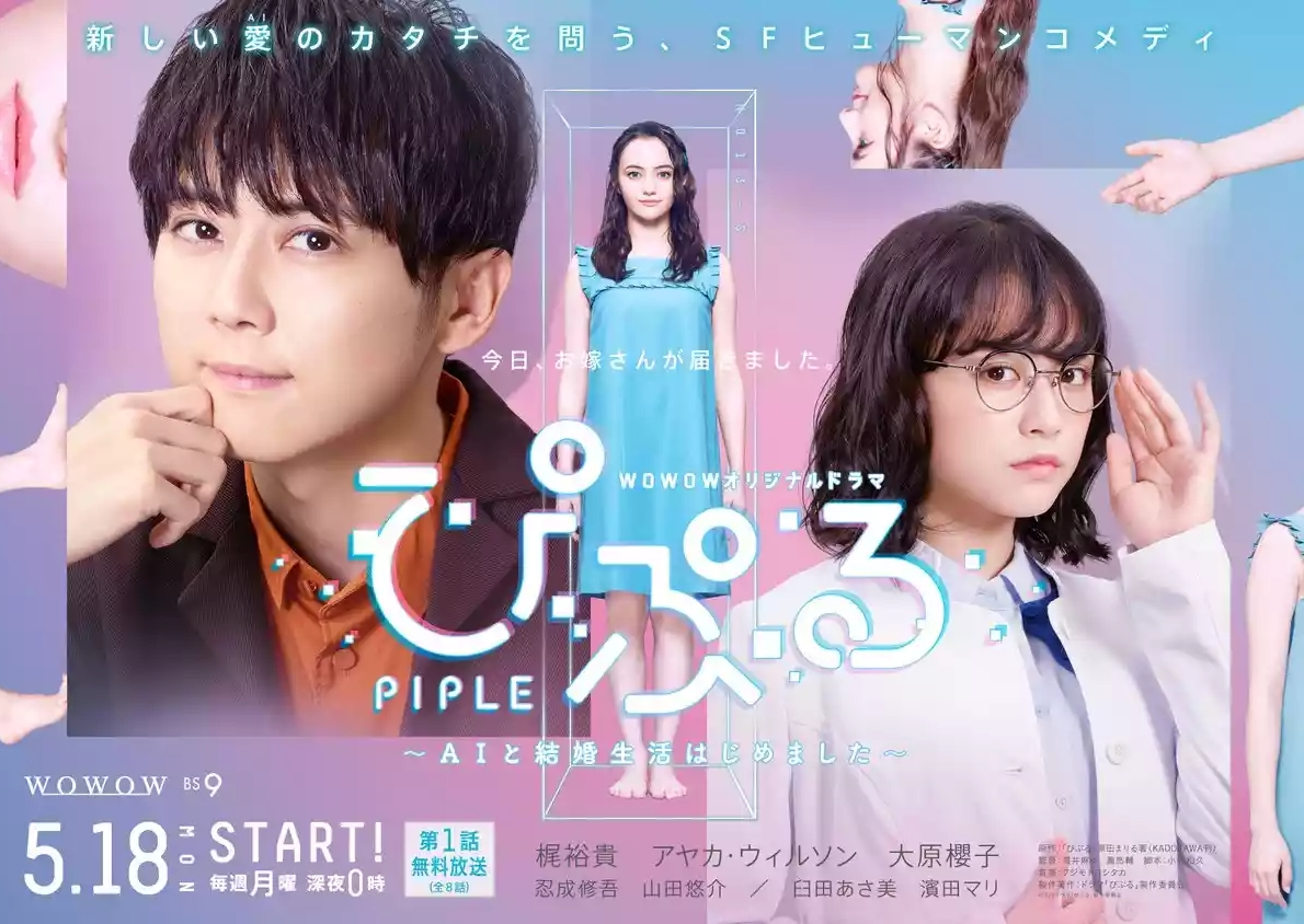 Piple (2020) Episode 01-08 [END] Subtitle Indonesia