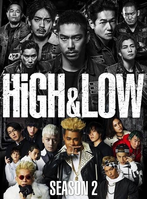High & Low S2 (2016) Episode 01-10 [BATCH] Subtitle Indonesia