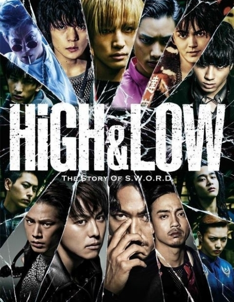 High & Low (2015) Episode 01-10 [BATCH] Subtitle Indonesia