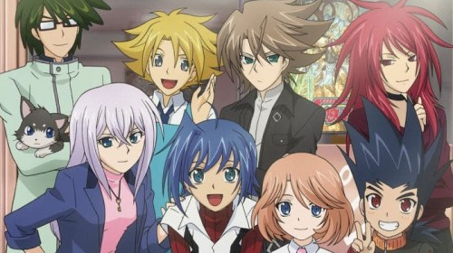 Cardfight!! Vanguard: Shinemon-hen Episode 01-31 [END] Subtitle Indonesia