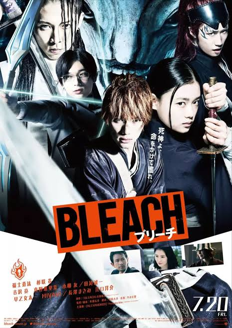 Bleach Live Action (2018) Subtitle Indonesia