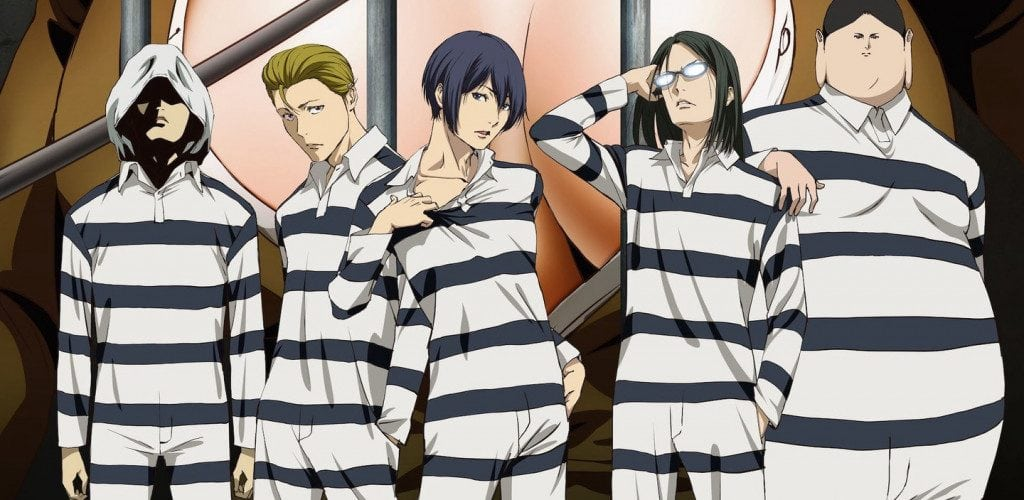 Prison School Episode 01-12 [BATCH] Subtitle Indonesia