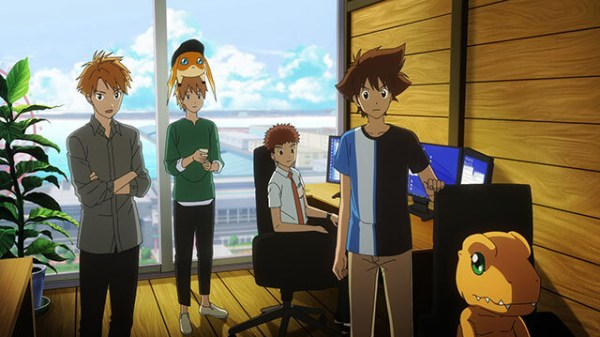 Digimon Adventure: Last Evolution Kizuna (2020) Subtitle Indonesia