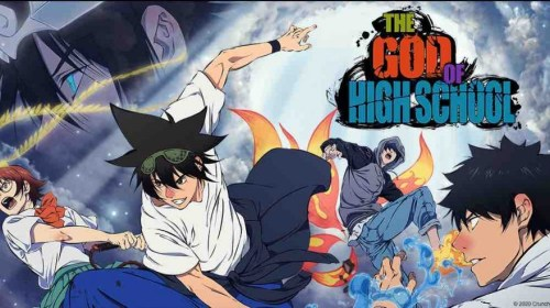 The God of High School Episode 12 Subtitle Indonesia