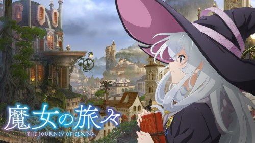 Majo no Tabitabi Episode 05 Subtitle Indonesia