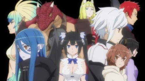 DanMachi Season 3 Episode 05 Subtitle Indonesia