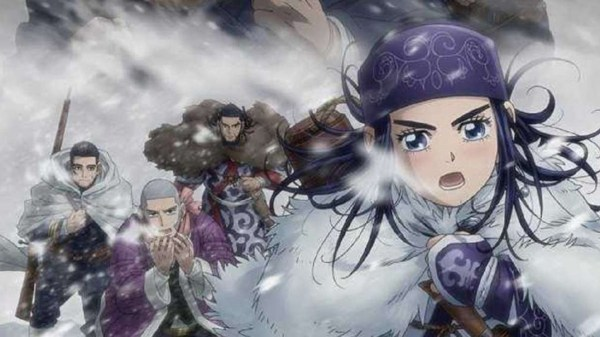 Golden Kamuy S3 Episode 01-12 (Batch) Subtitle Indonesia