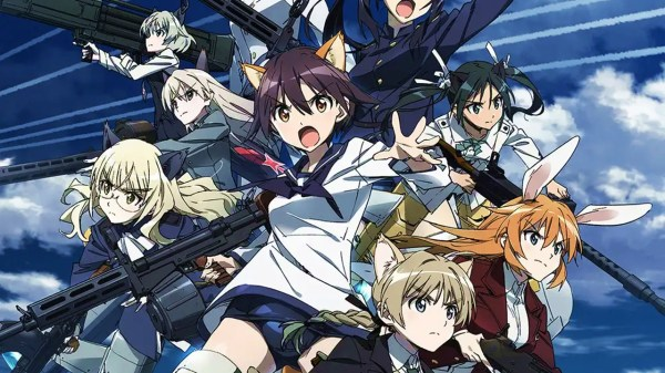 Strike Witches 3 Episode 01-12 (Batch) Subtitle Indonesia