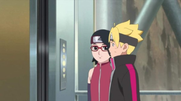 Boruto: Naruto Next Generations Episode 173 Subtitle Indonesia
