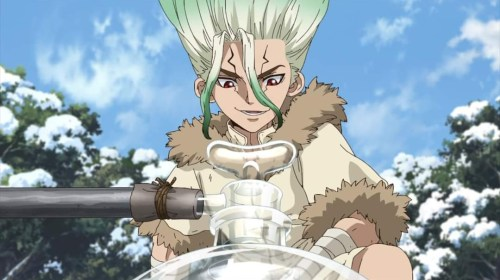 Dr. Stone: Stone Wars Episode 07 Subtitle Indonesia
