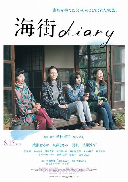 Our Little Sister (2015) Subtitle Indonesia