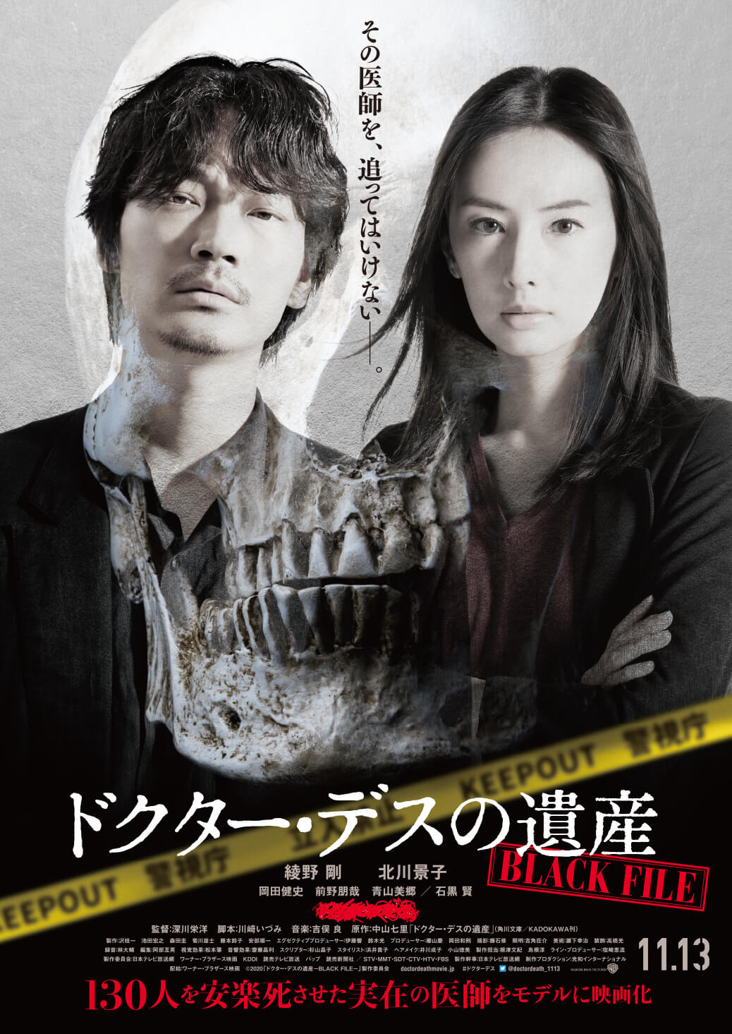 The Legacy of Dr. Death: Black File (2020) Subtitle Indonesia