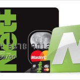 NETELLERのプラスチックカード