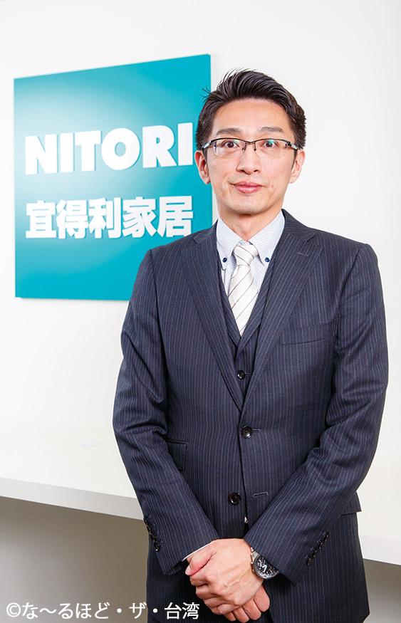 第7回 NITORI 宜得利家居股份有限公司 董事長兼総経理 杉浦栄(すぎうら・えい)氏