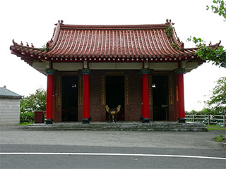 蘇花公路の慶安堂