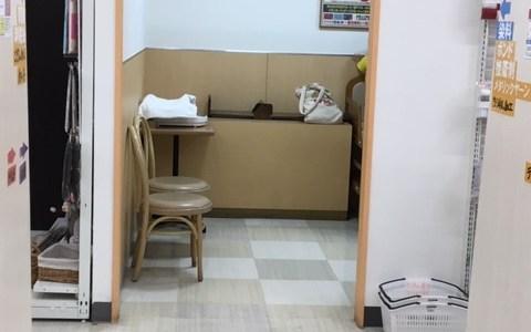 新松戸のイオンで授乳室やおむつ替えができるのはどこ?お湯やレンジは使えるかチェック!