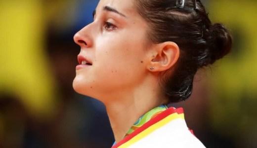 カロリナ・マリンが怪我から復帰で東京五輪のメダル争いは?身長や過去の戦績も気になる!
