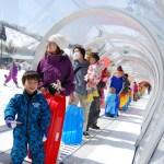子供連れで楽々日帰りできるアクセス良好な新潟県のスキー場2選