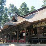 山形にある熊野大社の「月結び」のご利益と「3羽のうさぎ」の効果とは?