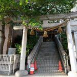 麻布 十番稲荷神社の御朱印・ご利益・がま池伝説とカエルさんとは?