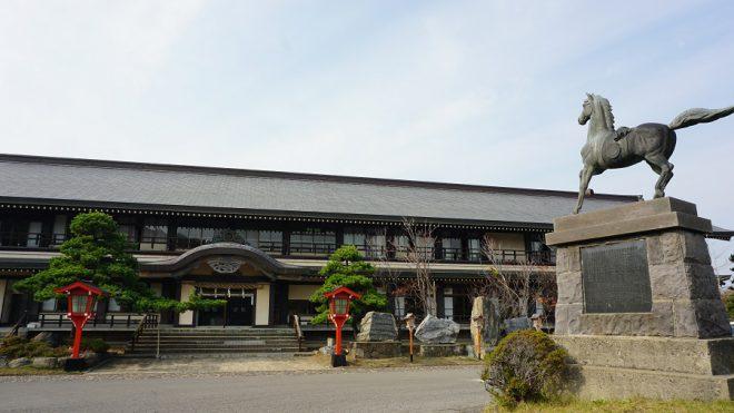 Narui.my 青森県高山稲荷神社 社全体