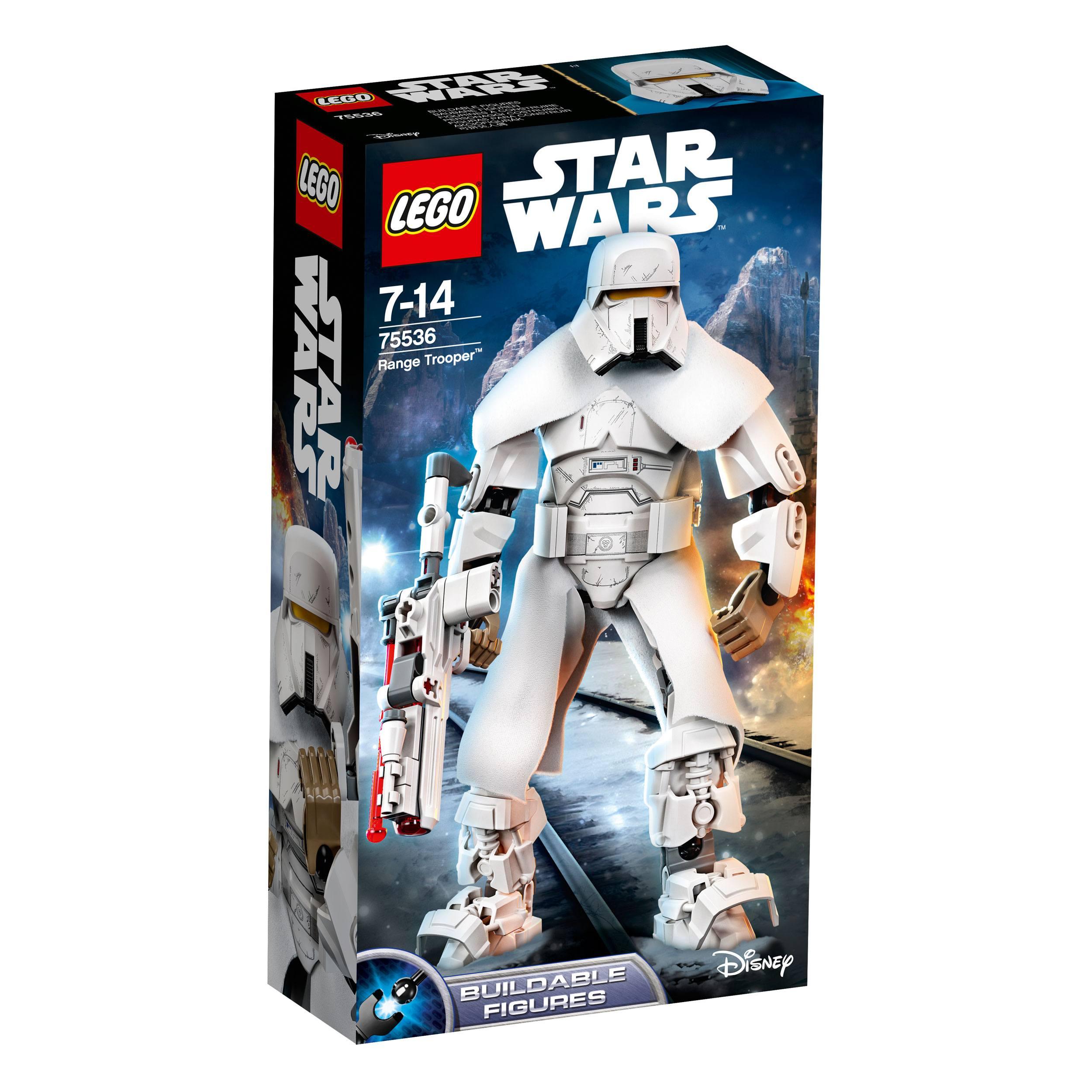 Lego Star Wars Solo Action Figure Range Trooper 24 Cm Animegami Store