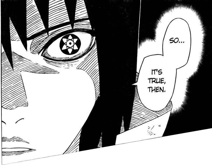 Chapter 476 – Sasuke vs Danzo (5/6)