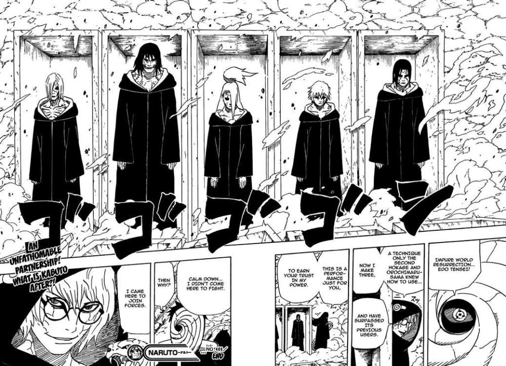 Chapter 489 – On the Brink of World War (3/3)