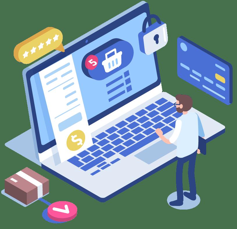 Tienda en línea Ecuador