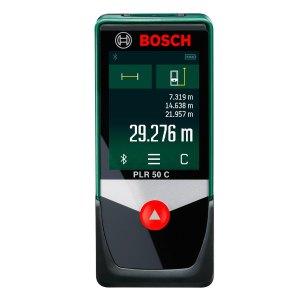 Cyfrowy dalmierz laserowy BOSCH PLR 50 C