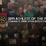All 2019-2020 Athlete of the Year Awards winners!