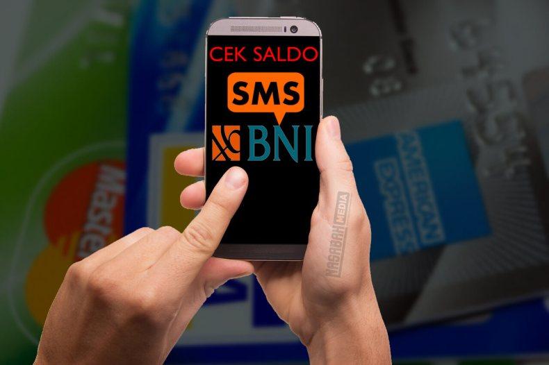 Cek Saldo SMS Banking BNI