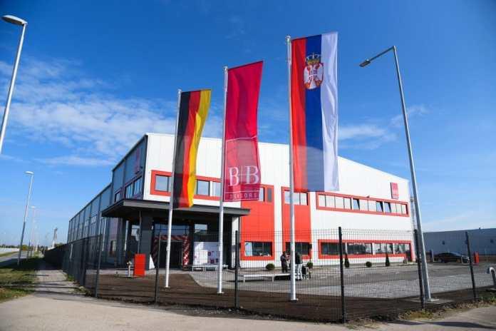 Nemci otvorili novu fabriku u Subotici, posao za sto radnika 2