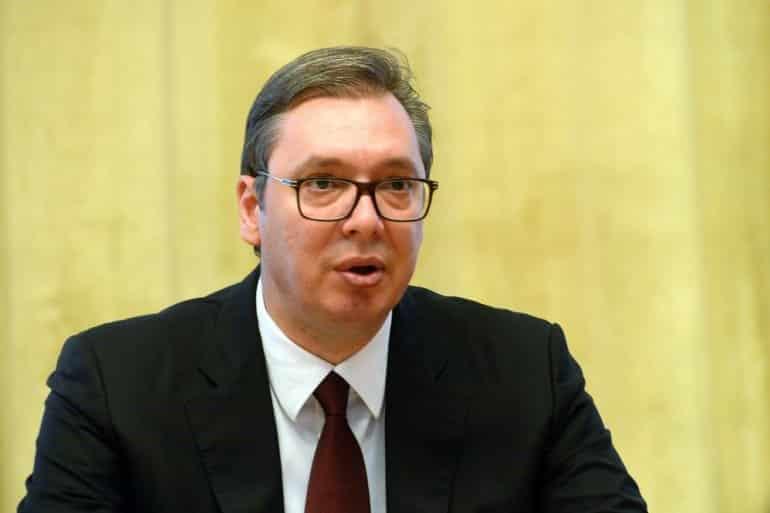 (FOTO) Vučić se sastao sa ambasadorom Francuske 1
