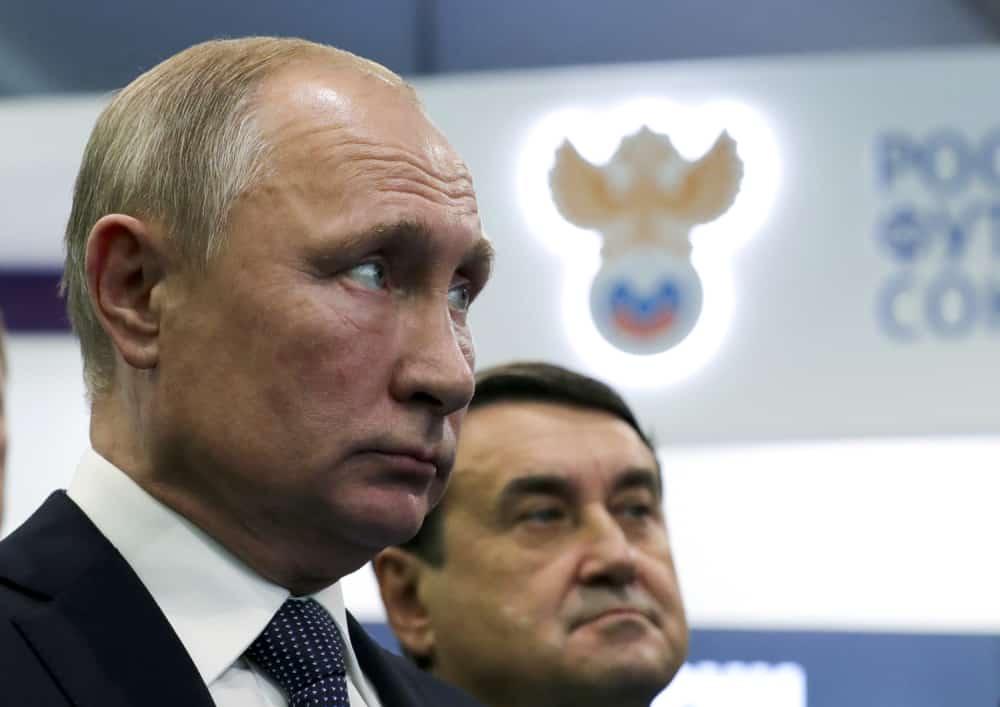 GOTOVO JE! Putin izdao poslednju naredbu, gase se priključci, cela Rusija nestaje sa mape! 5