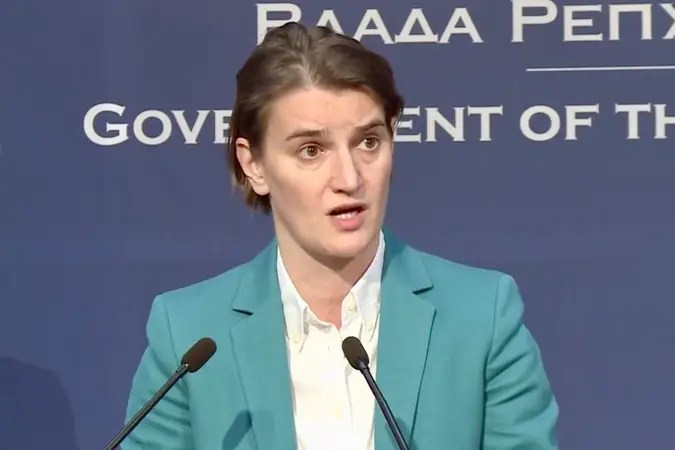Ana Brnabić obradovala građane Srbije 1