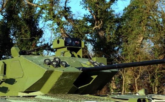 Vojska Srbije predstavila modernizovano borbeno vozilo BVP M-80A (VIDEO) 1