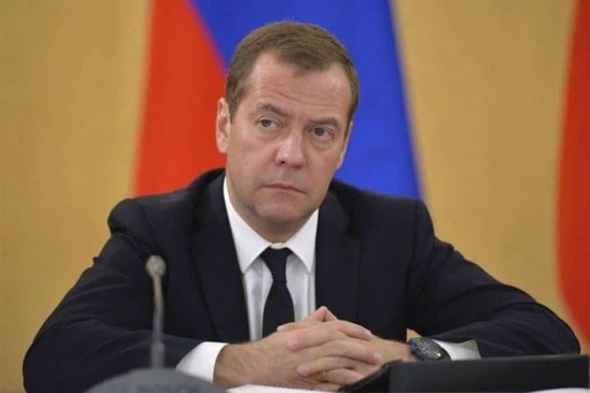 Putin predložio Medvedevu funkciju zamenika sekretara Saveta bezbednosti 1