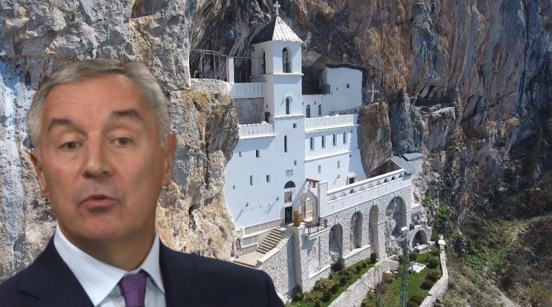SUD U STRAZBURU: Imovina Srpske pravoslavne crkve u Crnoj Gori pripada državi Crnoj Gori! 1