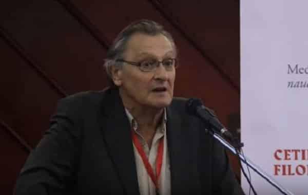 SRAMOTA NOVOSADSKOG UNIVERZITETA! Milenko Perović: Najbolje je kada Srpski narod plače! 1