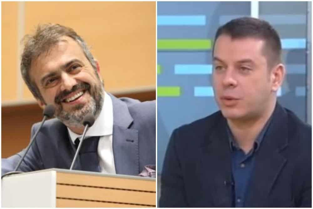 CIRKUS NA TVITERU ZA BOŽIĆ: Svađaju se Vlado Georgiev i Segej Trifunović 9