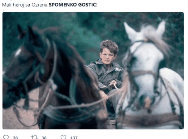 NIKADA NE ZABORAVIMO: On je najmlađi heroji koji je položio život za Republiku Srpsku - večno mu hvala! (VIDEO) 3