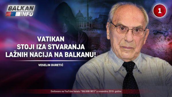 U VATIKANU PRIZNALI: ''Kada bi Srbi saznali istinu o Hrvatima, sve bi ih poklali'' (VIDEO) 1