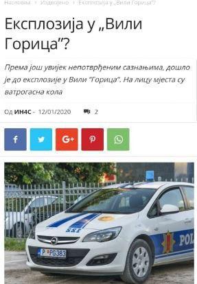 NEVEROVATNO: Uhapšeni novinar Gojko Raičević odgovorio na represiju crnogorskog režima 2